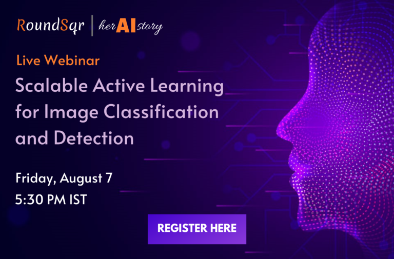 Live Webinar - Scalable Active Learning for Image Classification and Detection