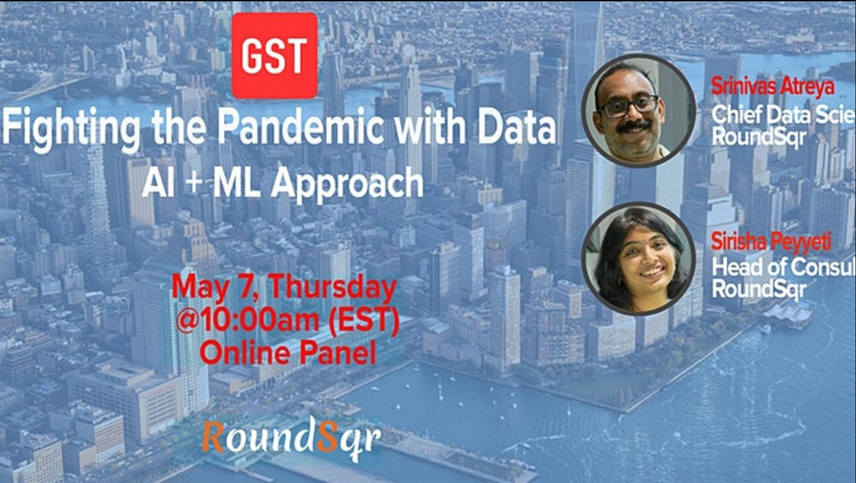 Fighting the pandemic with Data AI + ML Approach